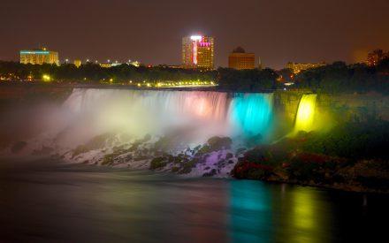Niagara Falls en amoureux