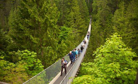 Les meilleurs endroits pour salir vos bottes de randonnées à Vancouver