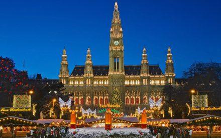 Les meilleures villes au monde où célébrer Noël