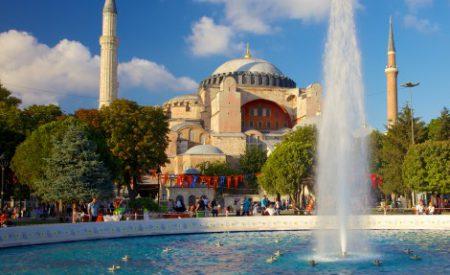 Quarante-huit heures à Istanbul