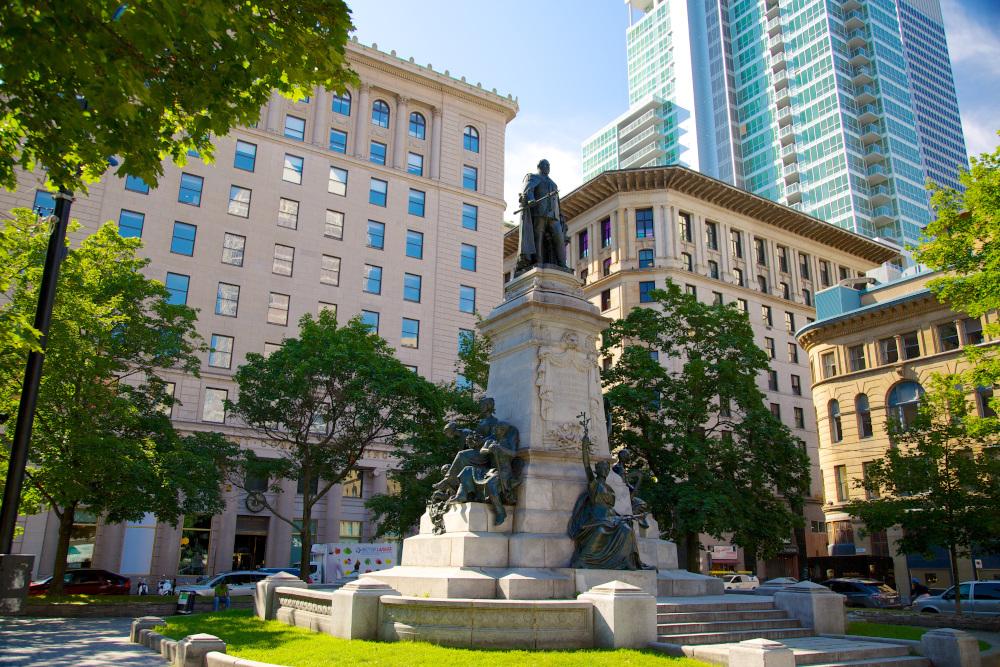 centre-ville de Montreal Un Week-End à Montréal