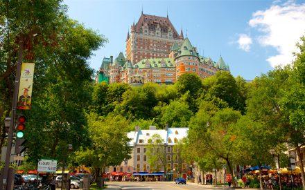 Expériences sereines et exaltantes à la ville de Québec