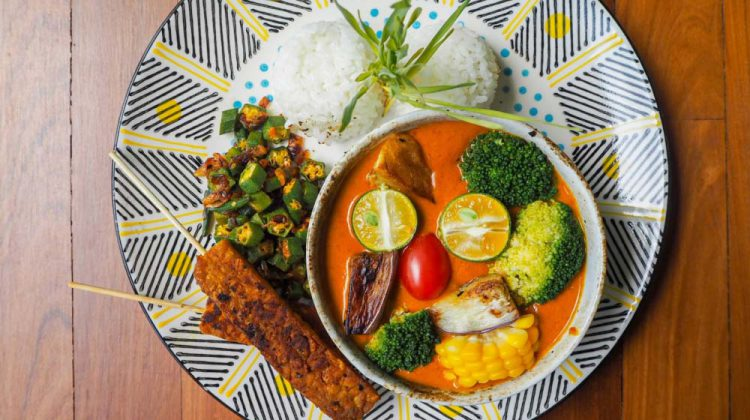 Curry aux pommes de terre de Kuala Lumpur, Malaisie