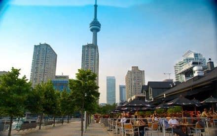 Top Five Summer Activities in Toronto