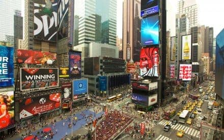 The Most Popular Events in New York!