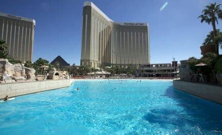 Rumor Has it That These are the Best Pool Parties in Las Vegas