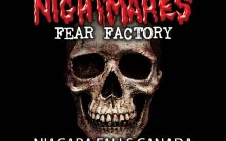 The Nightmare Fear Factory: Bold in Niagara Falls