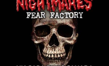 The Nightmare Fear Factory: Bold in Niagara Falls