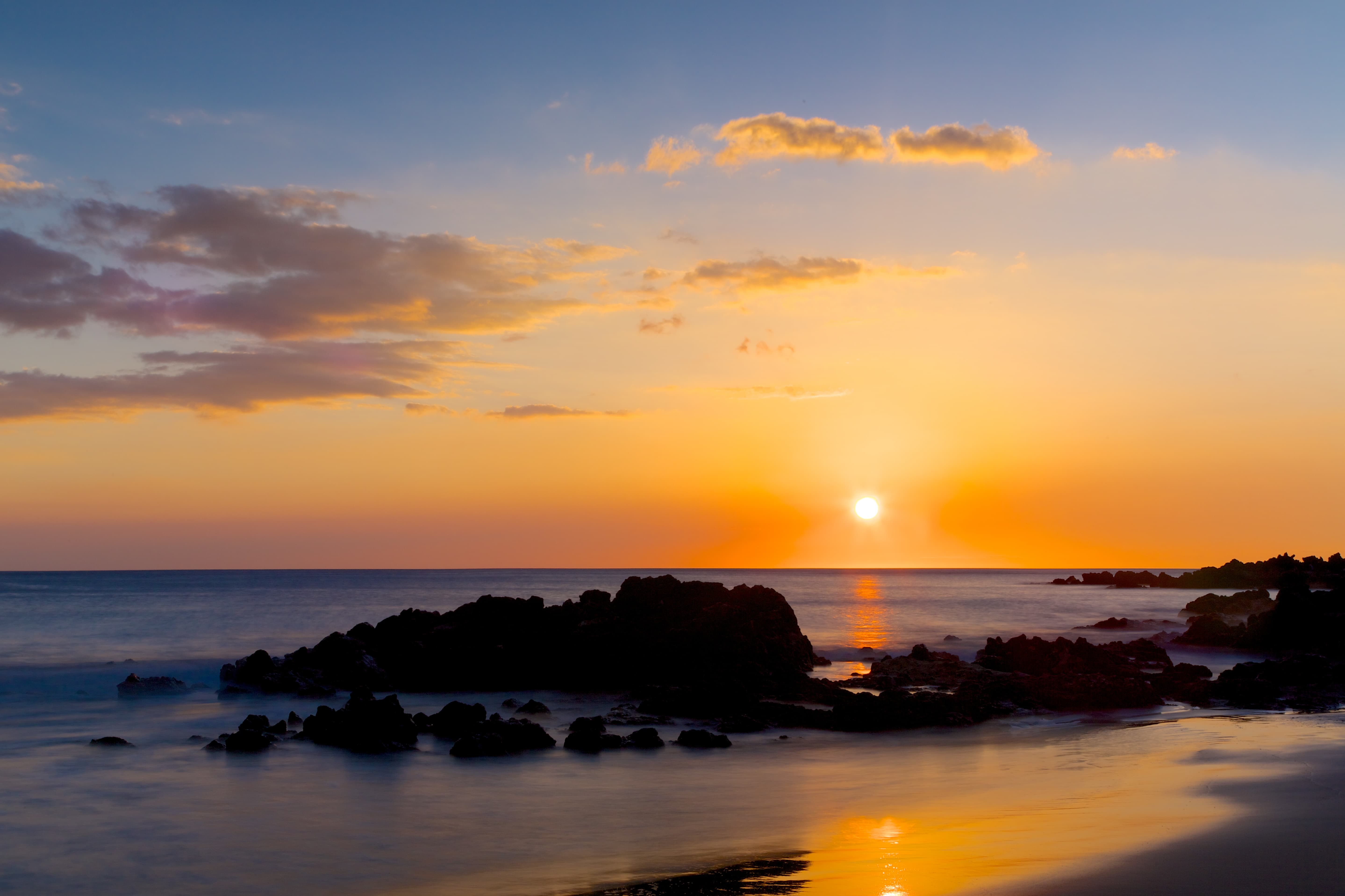 Hawaiian Islands with the Best Sunsets
