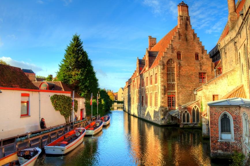 Final stop Bruges