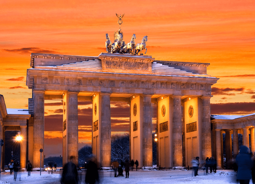 Onto Berlin
