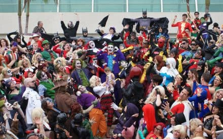 Comic-Con, December Nights, and Rock 'n' Roll: Best Events in San Diego