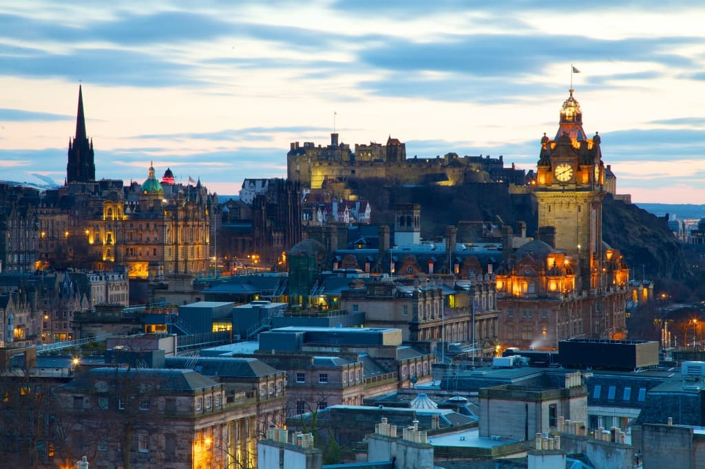 Calton Hill-Edinburgh