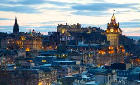 Hogmanay: A guide to ringing in the New Year in Edinburgh