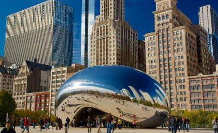 Chicago – A Landscape of Lavish Buildings