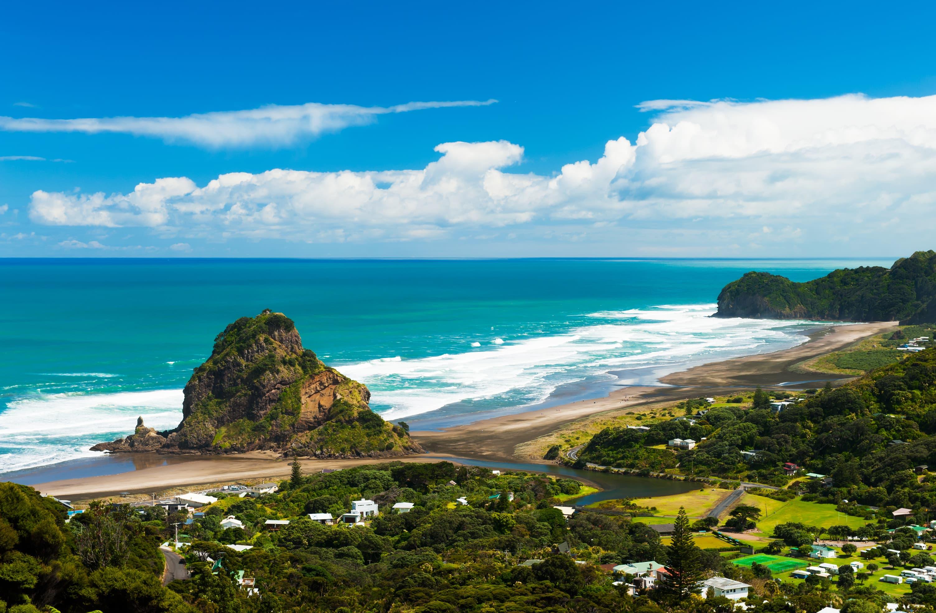 Best Beaches In New Zealand Expedia Ca