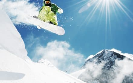 Quick Guide to Ski and Snowboard Slang