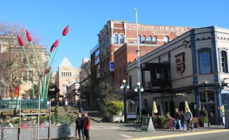 Seven great things to do in surprising Victoria B.C.