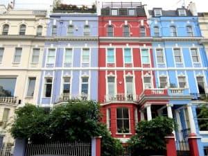 Neighbourhoods in London