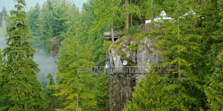 Capilano River Regional Park, Vancouver