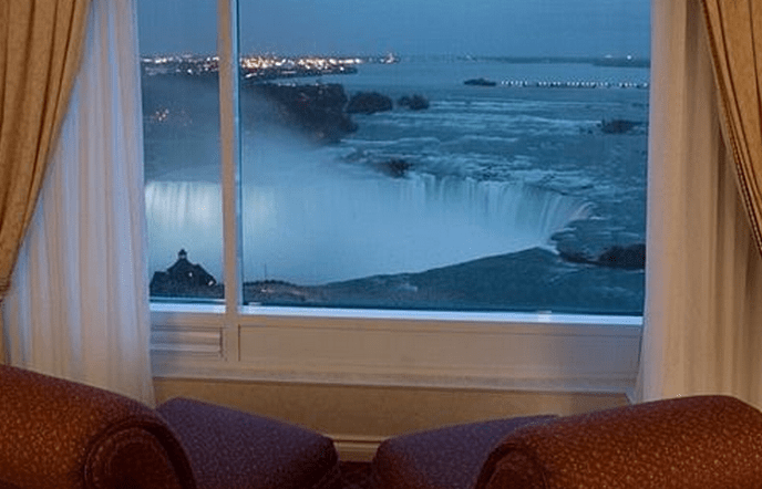 The Marriott Niagara Falls & Spa