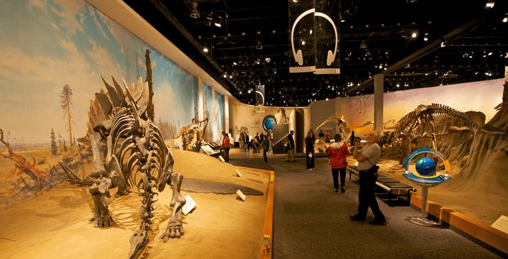 Royal Tyrell Museum, Calgary