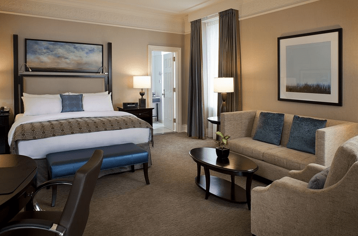 The Fairmont Palliser, Calgary
