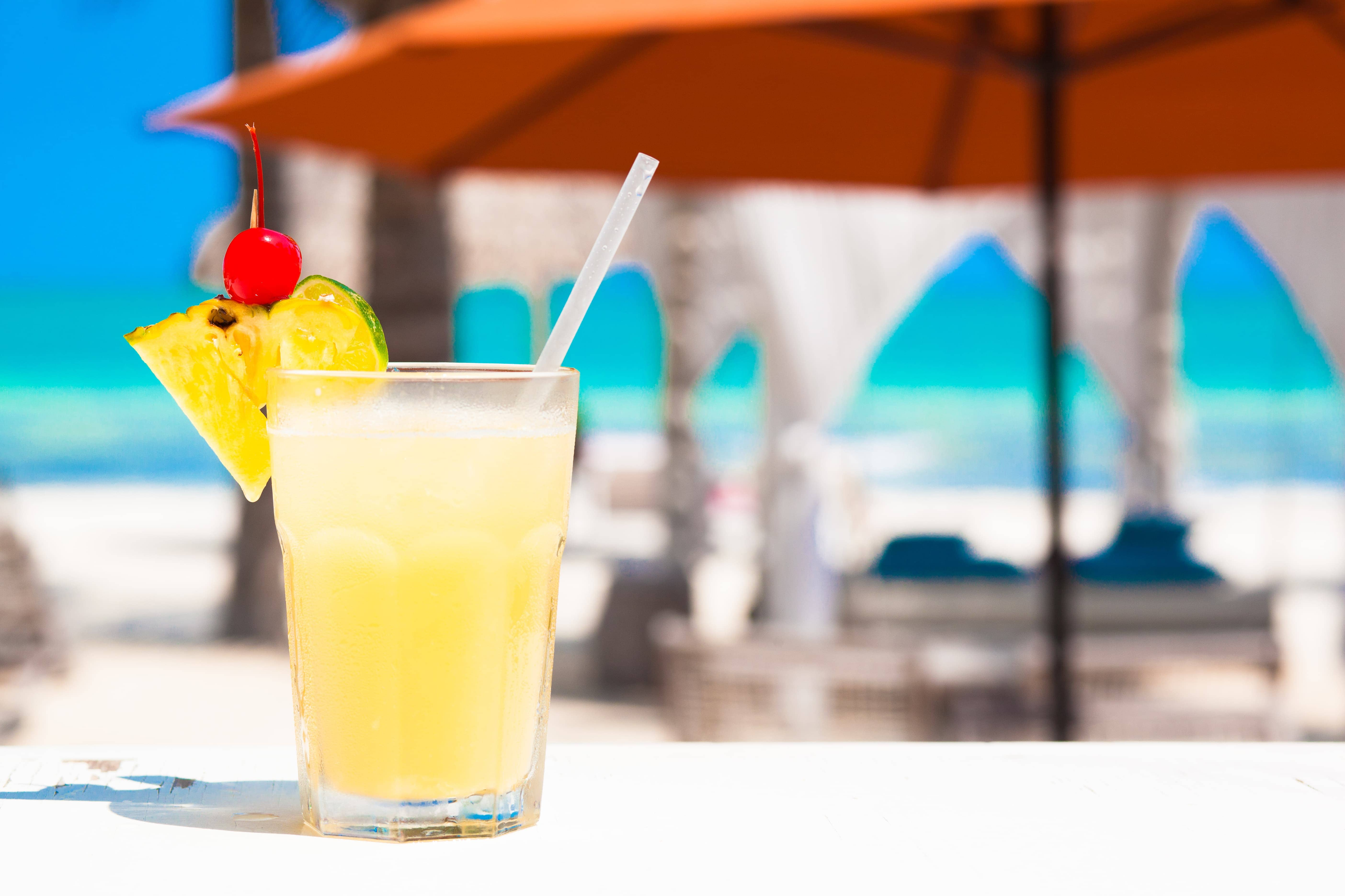 The Most Exotic Caribbean Drinks To Enjoy On Your Winter