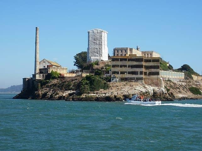 alcatraz san francisco travel