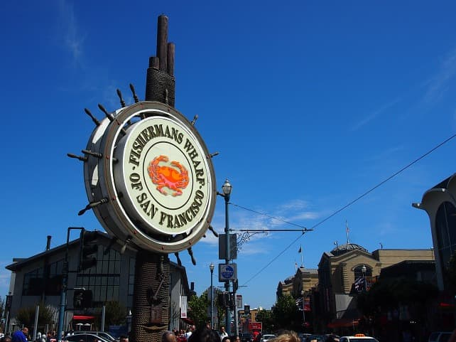 fishermans wharf san francisco travel