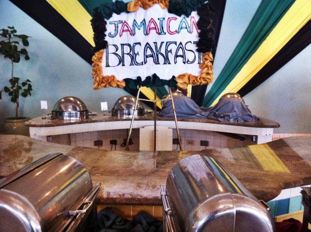 jamaica breakfast