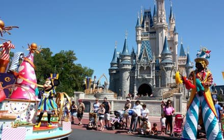 One Day at Walt Disney World with the Family