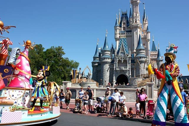 one day at walt disney world