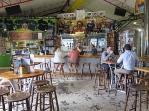 Dunedin Brewery is a wonderful spot to wet your whistle. Good food, too.
