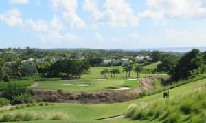 Royal Westmoreland is a challenging but fair layout on Barbados, with views of the Caribbean from every hole.