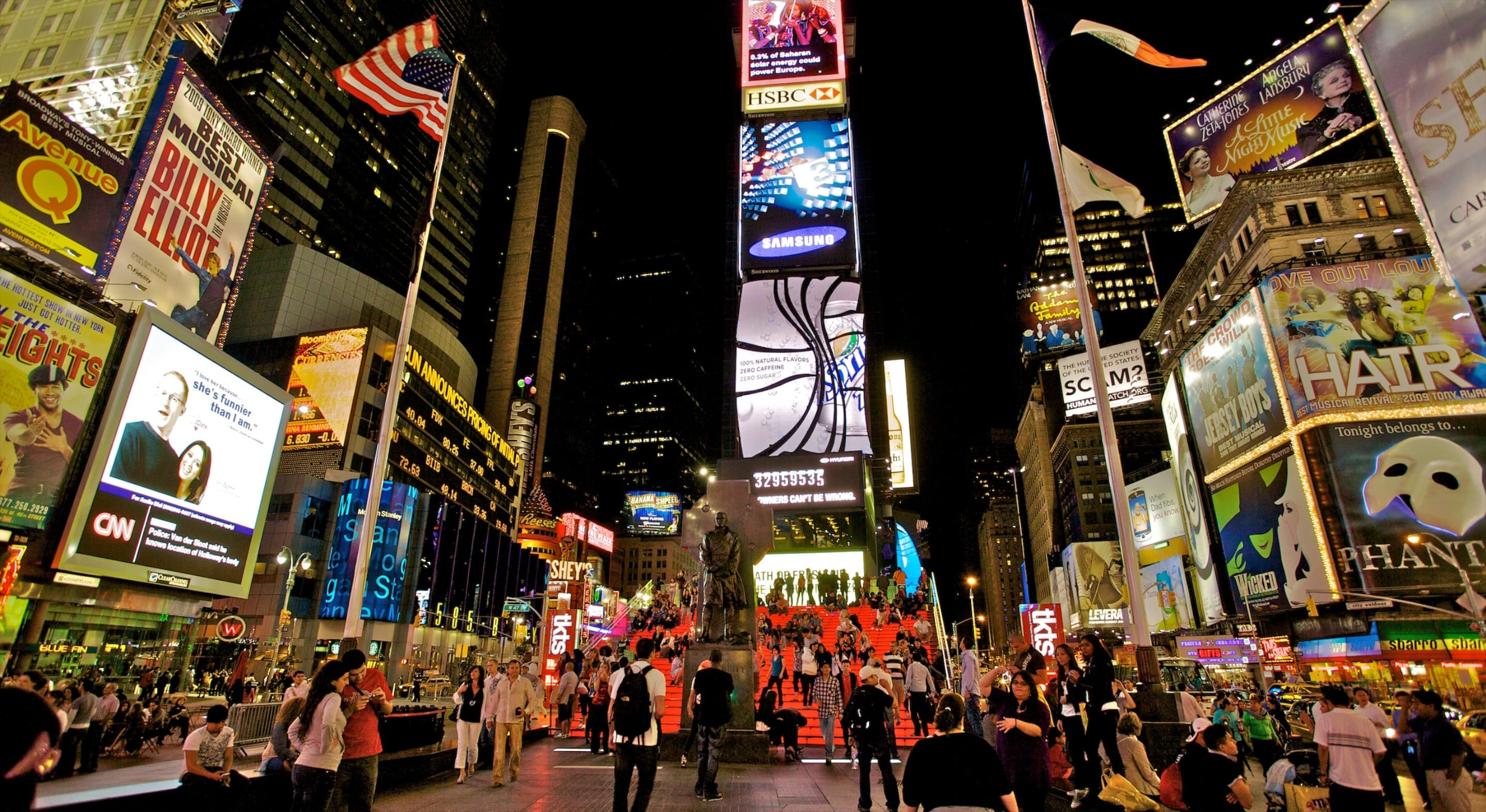 11 free things to do in new york city for Things to in times square