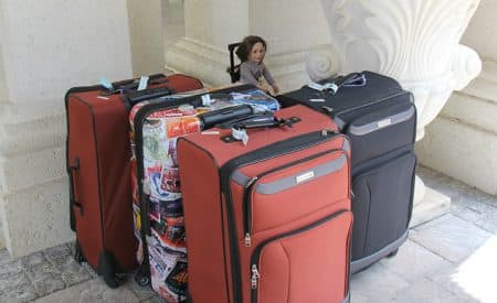 Packing Tips When Travelling with Kids