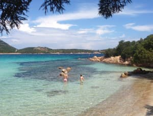 Sardinia has dozens of fantastic beaches to choose from.