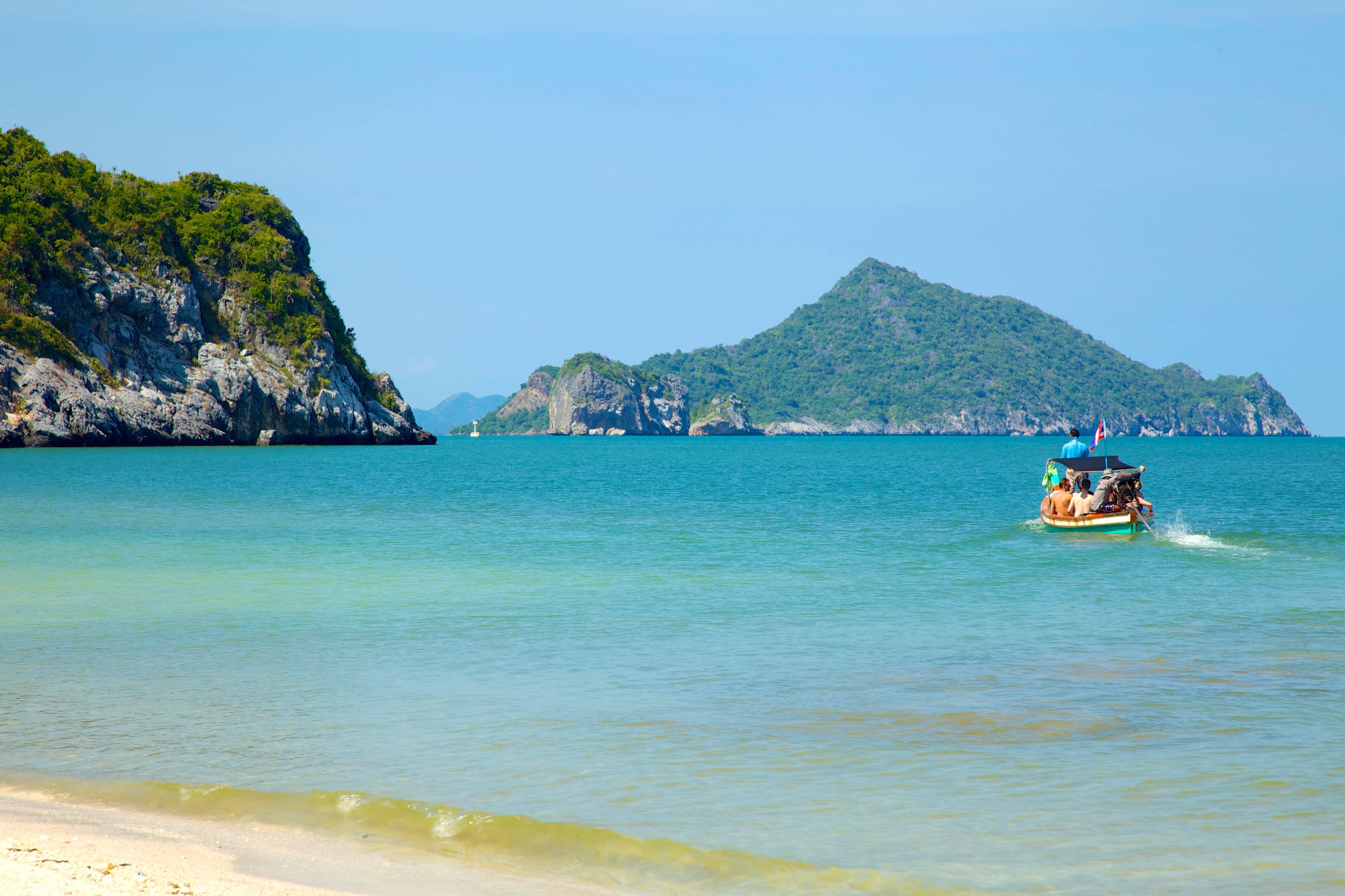 5 Thai Beaches To Escape To This Winter Expedia Ca