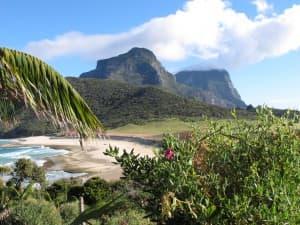 Lord Howe Island is a fantastic spot in Australia.