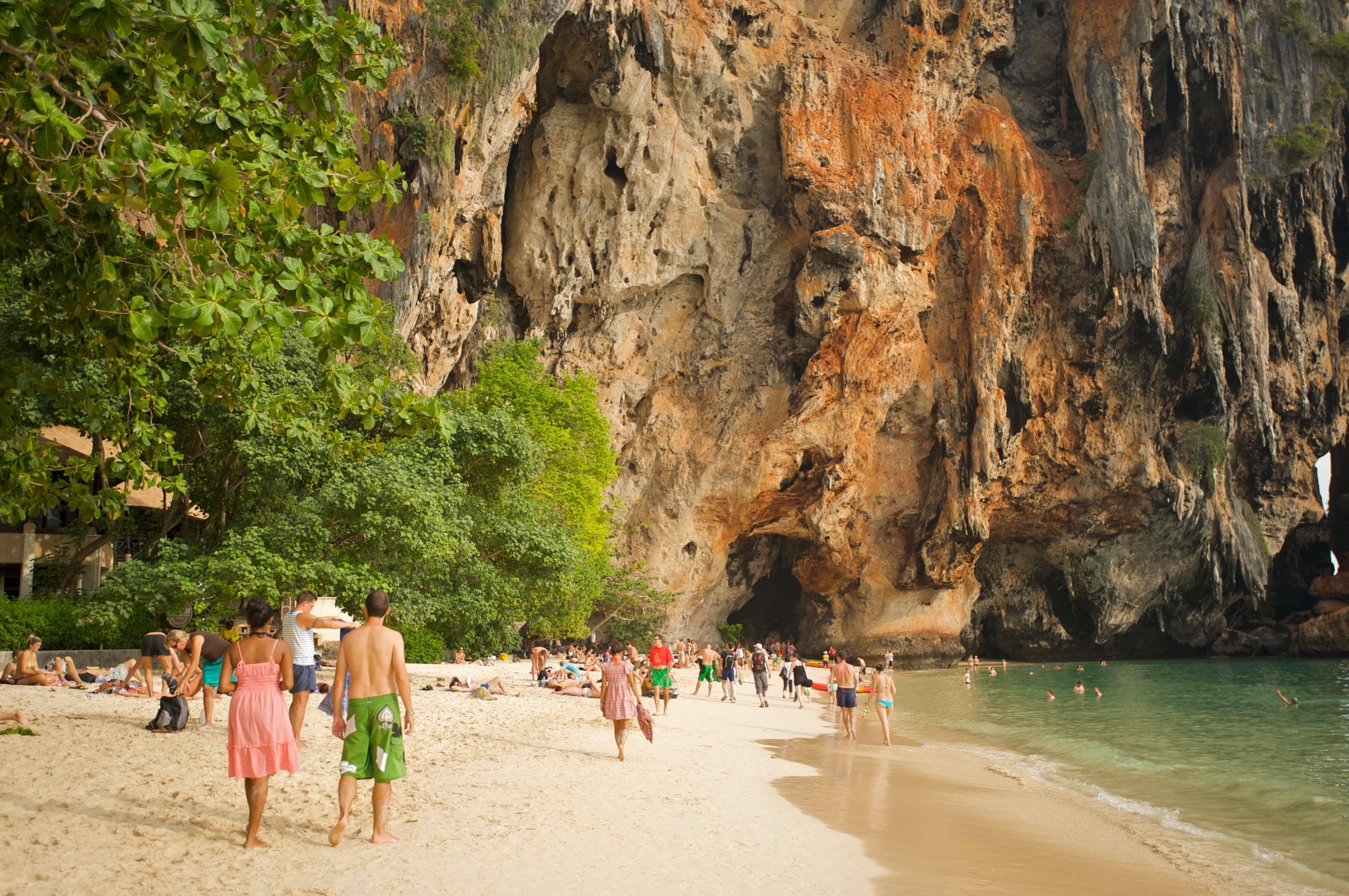 Krabi_Railay-Beach