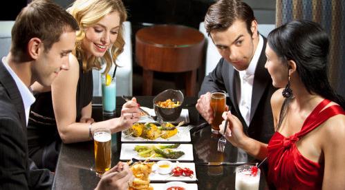 Romantic Dinner in Vegas