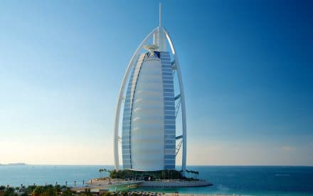 Mind Blowing Hotels in Dubai