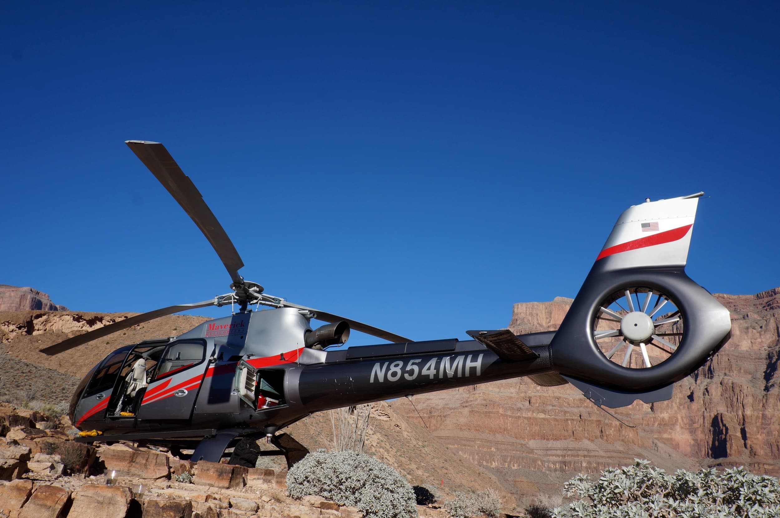 A tour with Maverick Helicopters