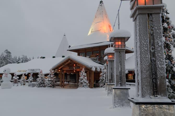Santa's Workshop Finland