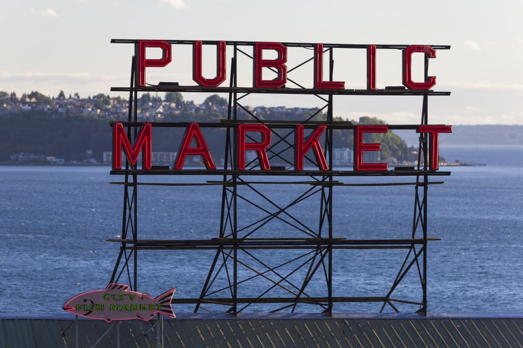 seattle_Pikes Place Market