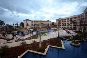 The Hyatt Zilara near Montego Bay is fantastic for adults, while the next door Hyatt Ziva makes for a great family vacation spot.