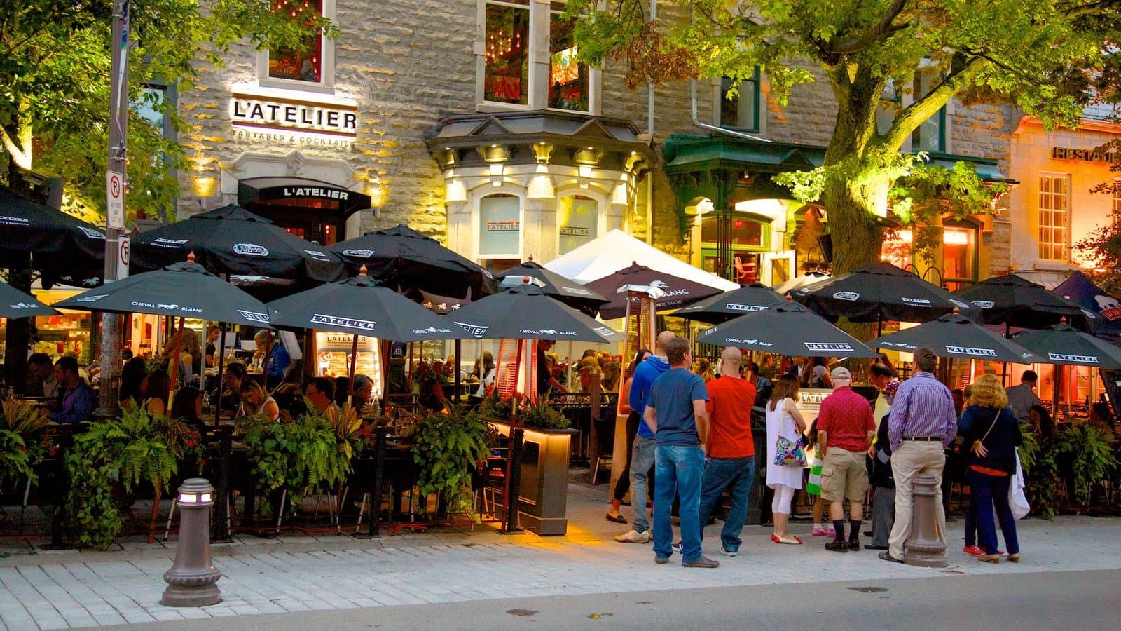 Grande Allee, Quebec City