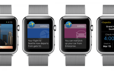 Announcing the Expedia App for Apple Watch