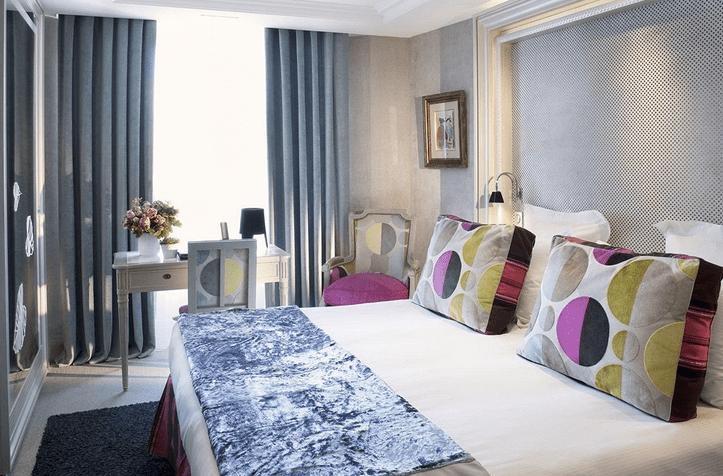 top 10 luxury hotels paris